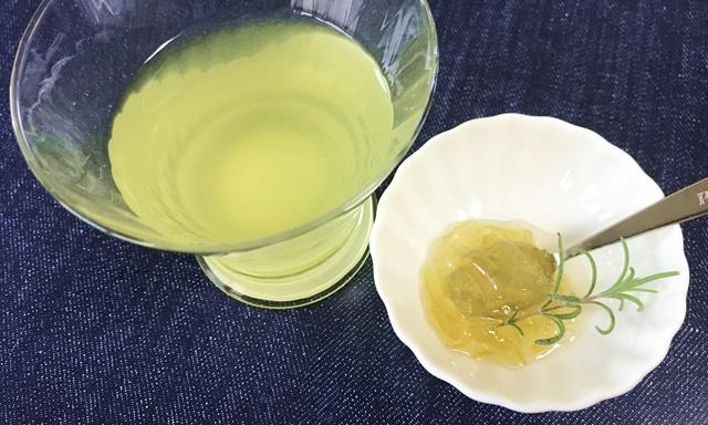 ちゃらいふ柚子茶,水出し緑茶,ちゃらいふ