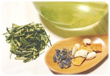 健康ハーブ緑茶