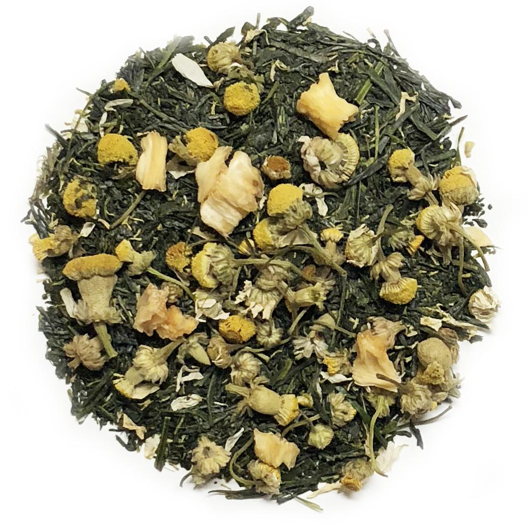 スイーツハーブ緑茶 果物