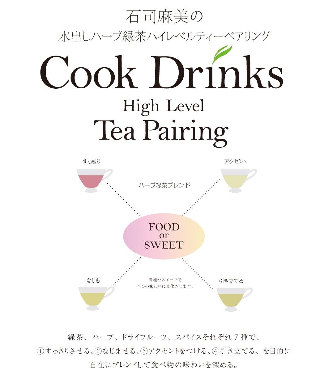 cook drinks